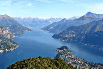Ganztagesausflug Comer See, Bellagio und Lecco mit Bootstour