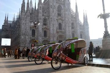 Milan Rickshaw Tour and Last Supper Tickets
