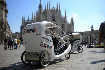 Milan Rickshaw Tour and Last Supper Tickets