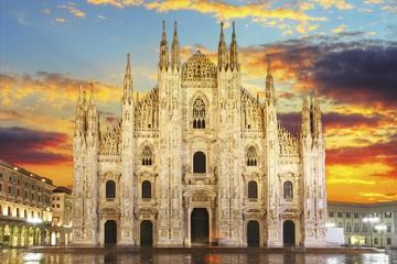 O melhor da experiência em Milão...
