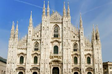 Sla de wachtrij over: tour van de Duomo in Milaan