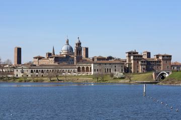 Tagesausflug mit dem Zug zum UNESCO-Weltkulturerbe Mantua...