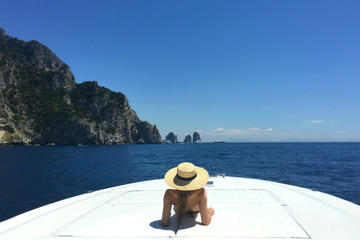 Capri and Positano Private Boat Excursion