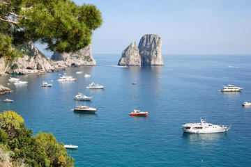 Capri by Sea Private Boat Excursion