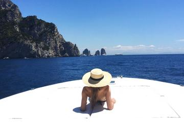 Capri to Amalfi Coast Private Boat...
