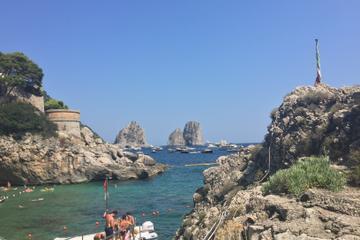 Capri to Positano Private Boat Excursion