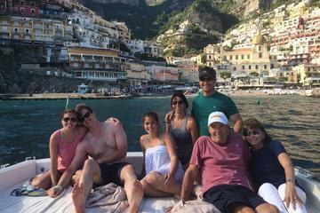 Escursione privata in barca sulla