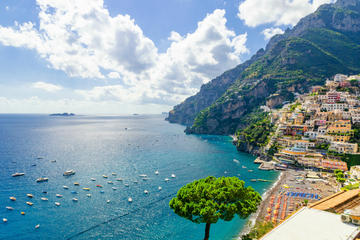 Private Boat Excursion from Naples to Positano