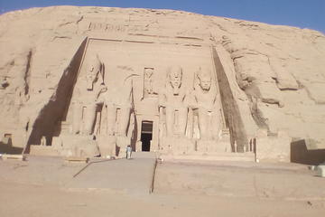 Aswan overnight tour from Luxor