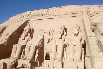 Collective tour for Abu simble temple
