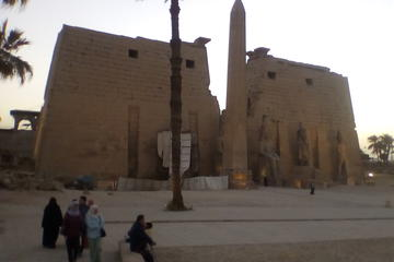 Karnak and luxor temples