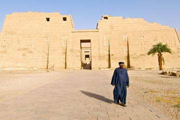 Tour of Madinat Habu temple, Valley of artisans,valley of queens and tombs of nobles