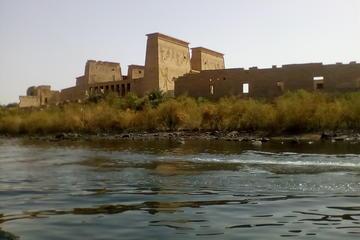 Visiting Aswan city via Edfu and Kom Ombo temples