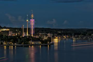 Estocolmo à Noite: Excursão Fotográfica a Pé