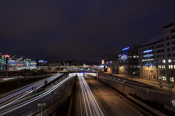 Gothenburg by Night: Photography...