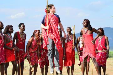 2 day 1 night sweet water's safari - Mt Kenya Region