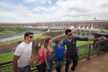 Itaipu Dam & Iguassu Falls côté...