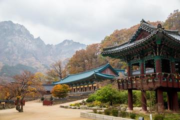 ソウル発の雪岳山国立公園日帰り旅行
