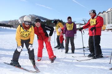 3-tägige Tour durch das Yongpyong-Skigebiet, inklusive Schaffarm