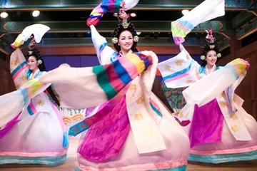 Korea House Abendessen und Vorstellung mit optionalem Privaten...