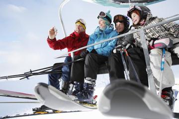 Phoenix Park Ski Resort Day Trip from...