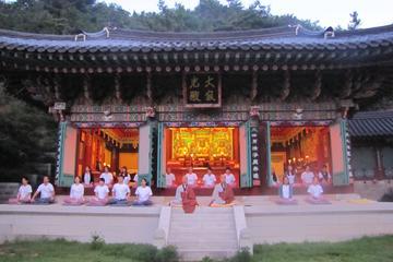 Séjour dans un temple coréen de 2jours au Temple bouddhiste de...