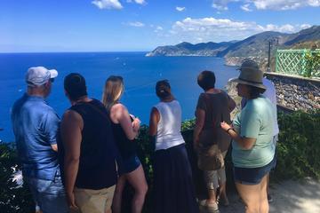 Shore Excursion to Cinque Terre from Livorno