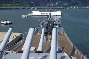 Pearl Harbor USS Arizona and USS...