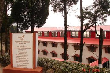 Happy Valley tea tour, Darjeeling, India