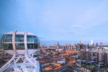Experiência Privada na Roda Gigante de Observação Melbourne Star