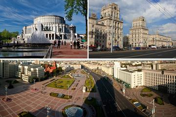 Individual Guided tour within Minsk city