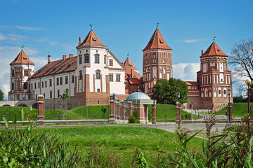 Itinéraire touristique Minsk - Mir...