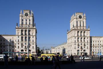 Private low cost transfer from Vilnius to Minsk