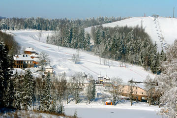 Roundtrip Transfer from Minsk to Logoisk ski complex