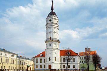 Transfer from Minsk Airport (MSQ) or Minsk city to Mogilev(any address)