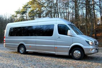 Transfer from Minsk Airport (MSQ) to Minsk city center (any address) by Minibus