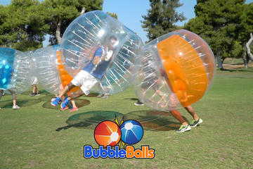 BubbleBalls in Athens
