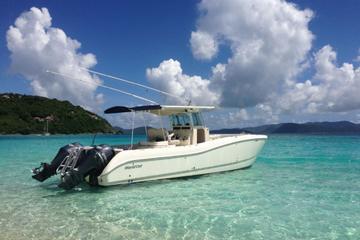 St Thomas Snorkeling Cruise to St John