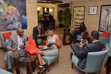 Layover Lounge Access: Club Kingston