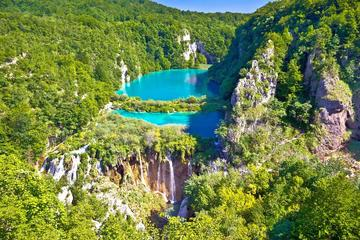 Private Day Trip From Zagreb To Plitvice Lakes and end in Split
