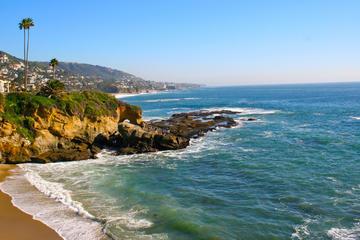 Orange County– Hubschrauberflug ab Long Beach