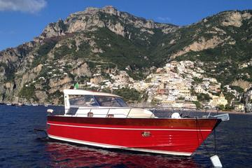 Amalfi Coast Private Boat Tour from Positano, Praiano or Amalfi
