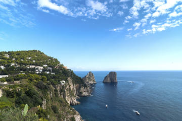 Small-Group Capri Cruise from the...