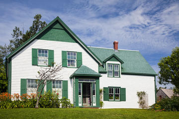 Excursion sur la rive de Green Gables...
