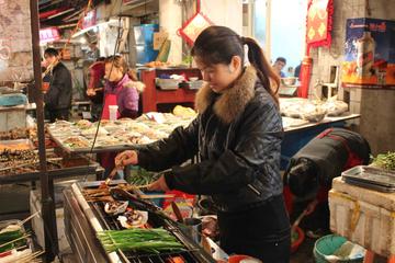 Comer Como un local: Shanghái comida de la calle recorrido nocturno