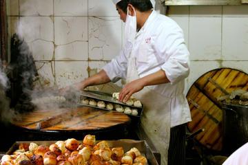Wie ein Einheimischer essen: Straßenfrühstückstour in Shanghai