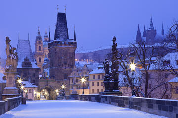 Winter Charm of Prague - PERSONAL TOUR