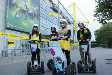 Soccer-Tour Dortmund