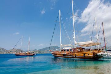 Rhodes - Symi - Tilos Cruise