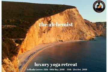 The Alchemist Indian Yoga Meditation Retreat in Greece